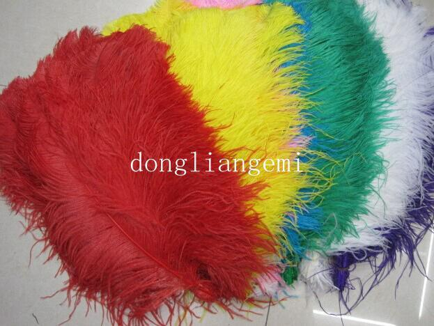 EMS White Ostrich Feather Plume ,AAA quality for wedding centerpieces table decoration