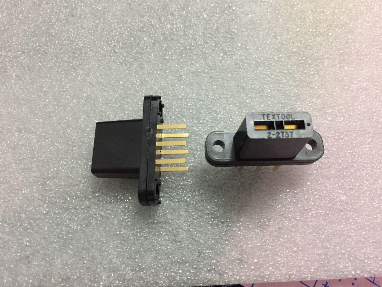 3M IC TEST SOCKET 203-2737-55-1102 TO-3 TO-66 Ayrık Güç In-Line Yuvaları