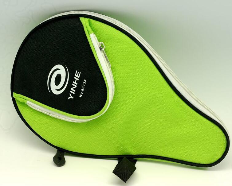Yinhe Racket Table tennis bag 8013 single deck Pingpong cover