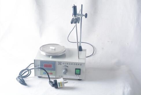 Nouveau agitateur magnétique avec plaque chauffante 85-2 mélangeur de plaque chauffante 110V / 220V