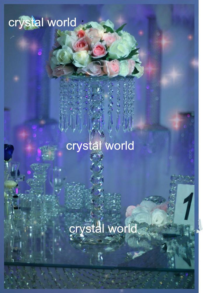 Wedding 123 Flower Stand Centerpieces Tall Wedding Acrylice Crystal Vases Centerpieces Wedding Vases Wholesale Birthday Party Goods Birthday Party Hall Decoration From David137 301 51 Dhgate Com