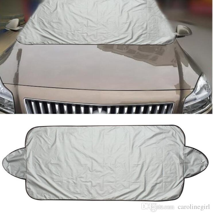 146 x 70cm Car Windscreen Cover Heat Sun Shade Anti Snow Frost Ice Shield Dust Protector Free Shipping