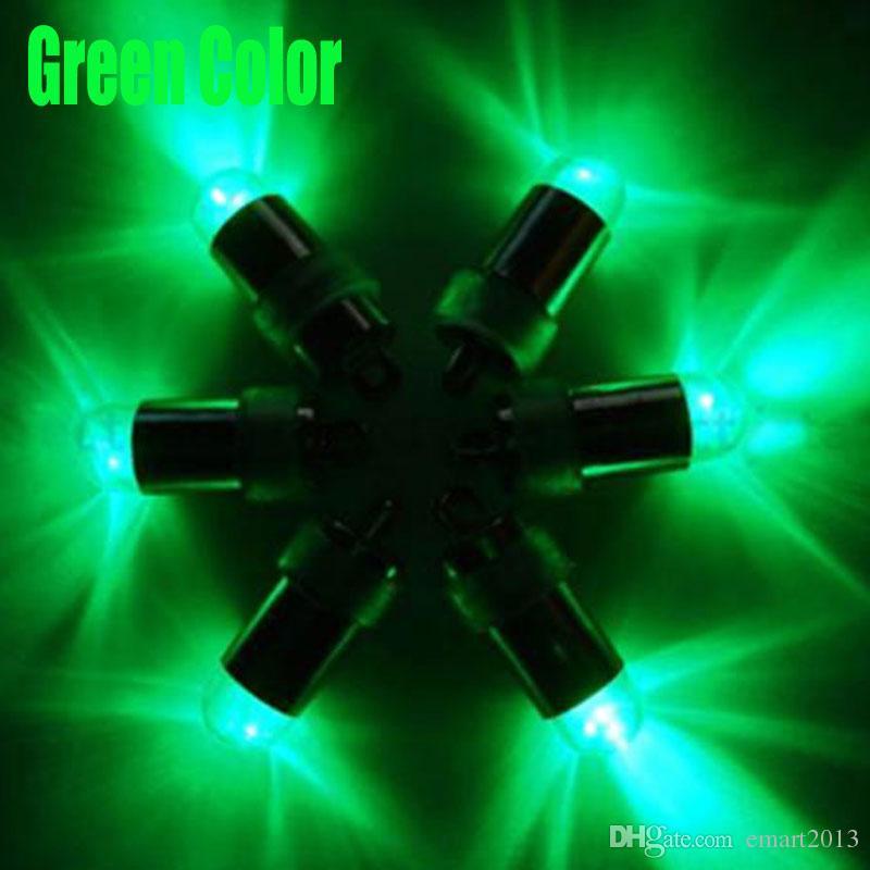 luce principale dell'aerostato, mini luce principale infiammante del partito, rifornimenti 50pcs / lot del partito dei giocattoli del pallone di illuminazione trasporto libero