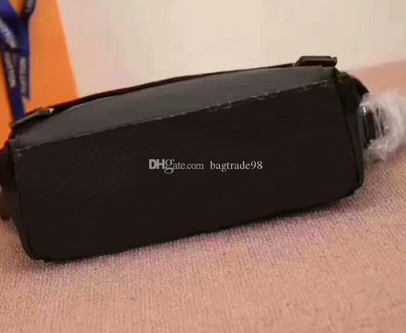 Correas Genuine Voyager Messenger Bag Handbag CX # 178 Crossbody Women's M410511 Cuero con bolsa Tener bolsas Dust Kcewa