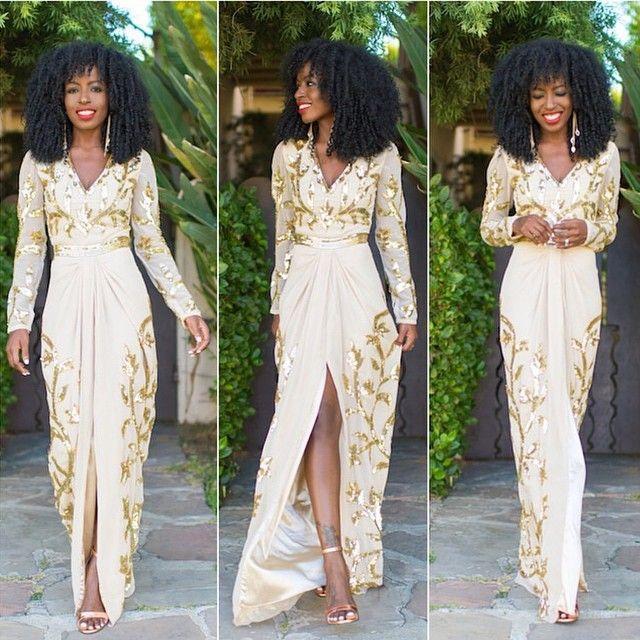 Новое прибытие платья выпускного вечера с глубоким вырезом Fornt Split шифон вечерние платья золотые блестки на заказ вечернее платье высокого качества в африканском стиле