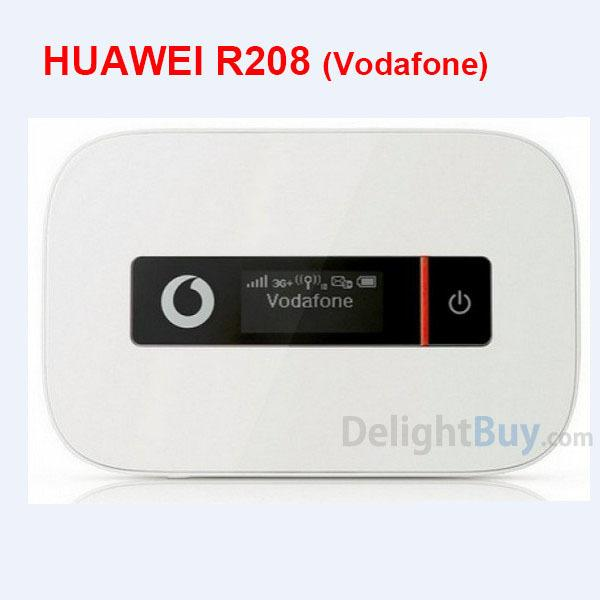 Huawei E587 Unlocked Vodafone Mobile Wi Fi R208 Mobile WiFi Hotspot HSDPA  100Mbps, 3G 4G Pocket Wifi Wireless Router Broadband Ethernet Router  Fastest