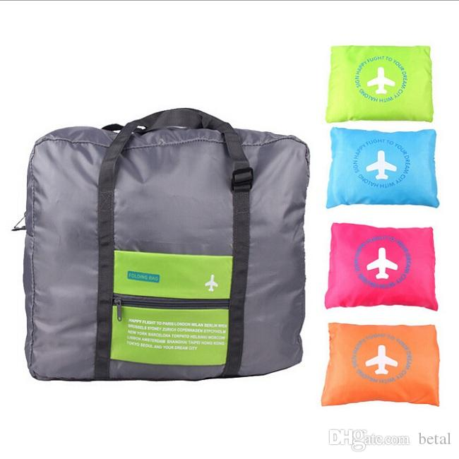 Travel Folding Large Duffle Carry On Luggage Bag Tote Bagage ...