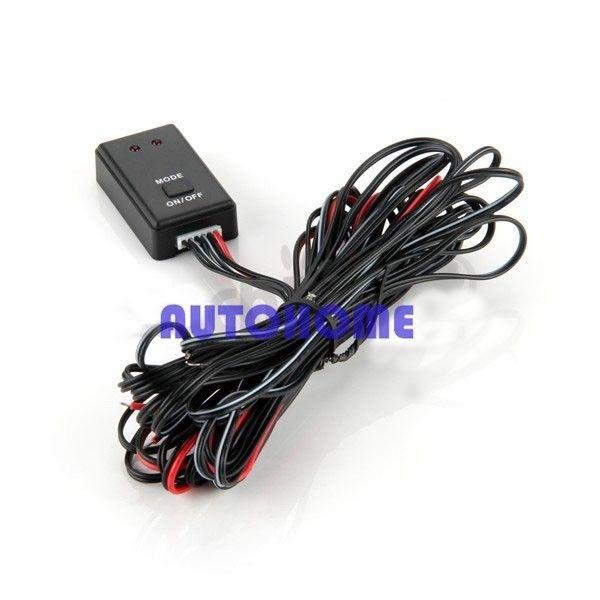Car Auto LED Flashing Light Strobe Controller Flasher Module 2 Ways (3)