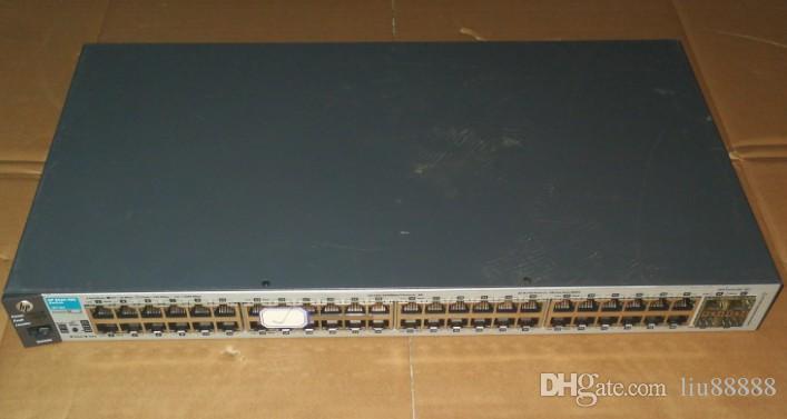 100% -Schalter für HP 2530-48G (J9775A) 48port / 2920-48G J9728A / HP 2610-24 J9085A / HP 2530-24G / 1700-24 J9080A / HP 2810-48G J9022A