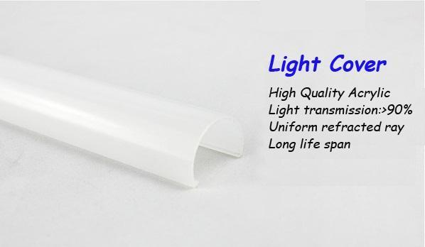 2015 New Arrival Integration 2ft T8 Led Tube Lights High Bright 2835 SMD 12W 1100lm Warm/Natural/Cool White AC 110-277V CE ROHS UL cUL