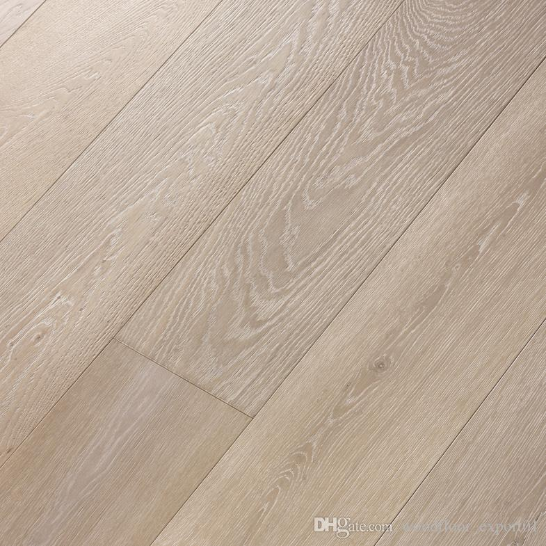 Solid wood flooring Ship Wood Flooring Large living room floor European style Antique room floor Asian pear Sapele wood floor