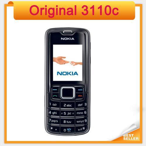 3110c Original Nokia 3110 classic مجدد للهاتف المحمول ضمان لمدة سنة واحدة