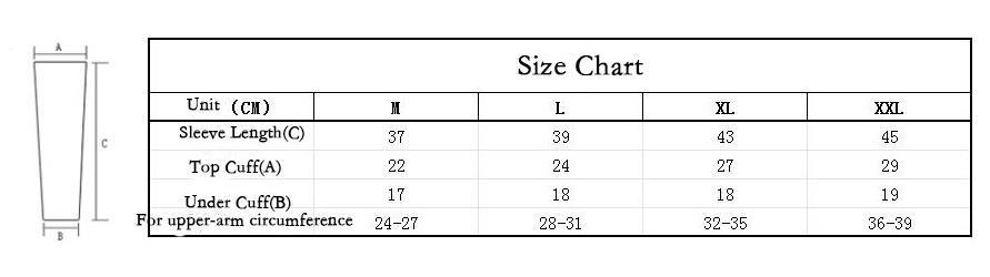 size chart for 45911