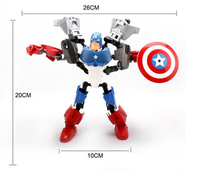 Venta Al Por Mayor Nios Figuras De Accin Los Vengadores Hulk