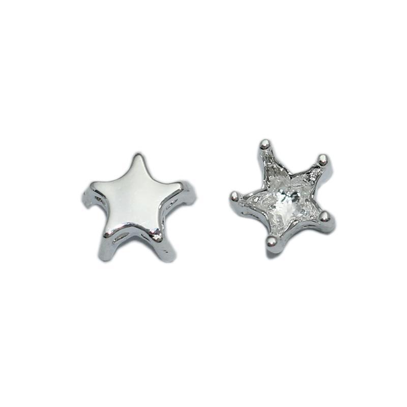Beadsnice звезда подвеска для Кристалла и горный хрусталь, делая латунь мода ювелирные изделия аксессуары Оптовая никель бесплатно свинец ID 30997