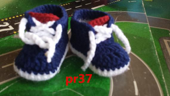 Adorable CrocheCrochet Baby Sneakers, Newborn Crochet Shoes, Infant Crochet Booties, Baby Girl Shoes, Boots for girls and boy 0-12M customer