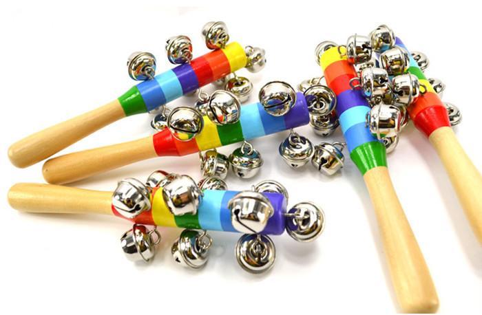 Новые деревянные игрушки Детские игрушки детские погремушки детские мобильные Бесплатная доставка