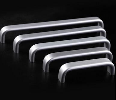 Mobili Da Cucina Alluminio.Acquista Mobili Da Cucina In Lega Di Alluminio Solido E Contratta In Stile Moderno Mobili Da Cucina Agitare Manico Maniglia Del Cassetto Mural Ark