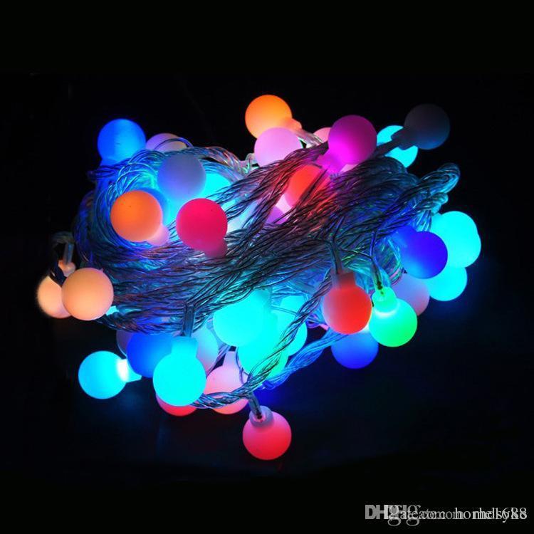 Светодиодные фонари рождественские украшения огни 4 м длина с 28 LED для партии свадьба светодиодные рождественские мерцание освещения
