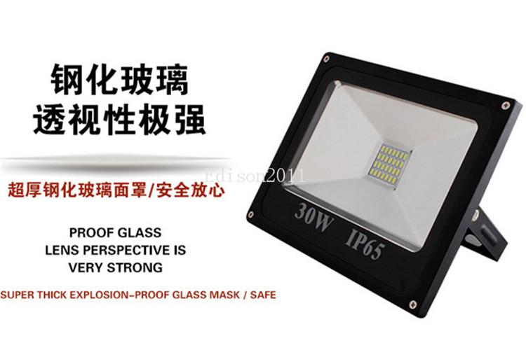 Cheap new price 100W Outdoor Waterproof Led Floodlights Warm Cool White IP65 Led Flood Lights AC 85-265V downlight lights