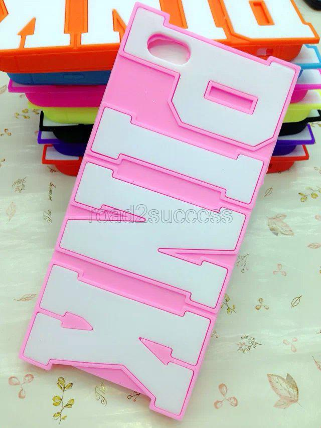 2015 PINK Victoriau0027s Style 3D Big Letters