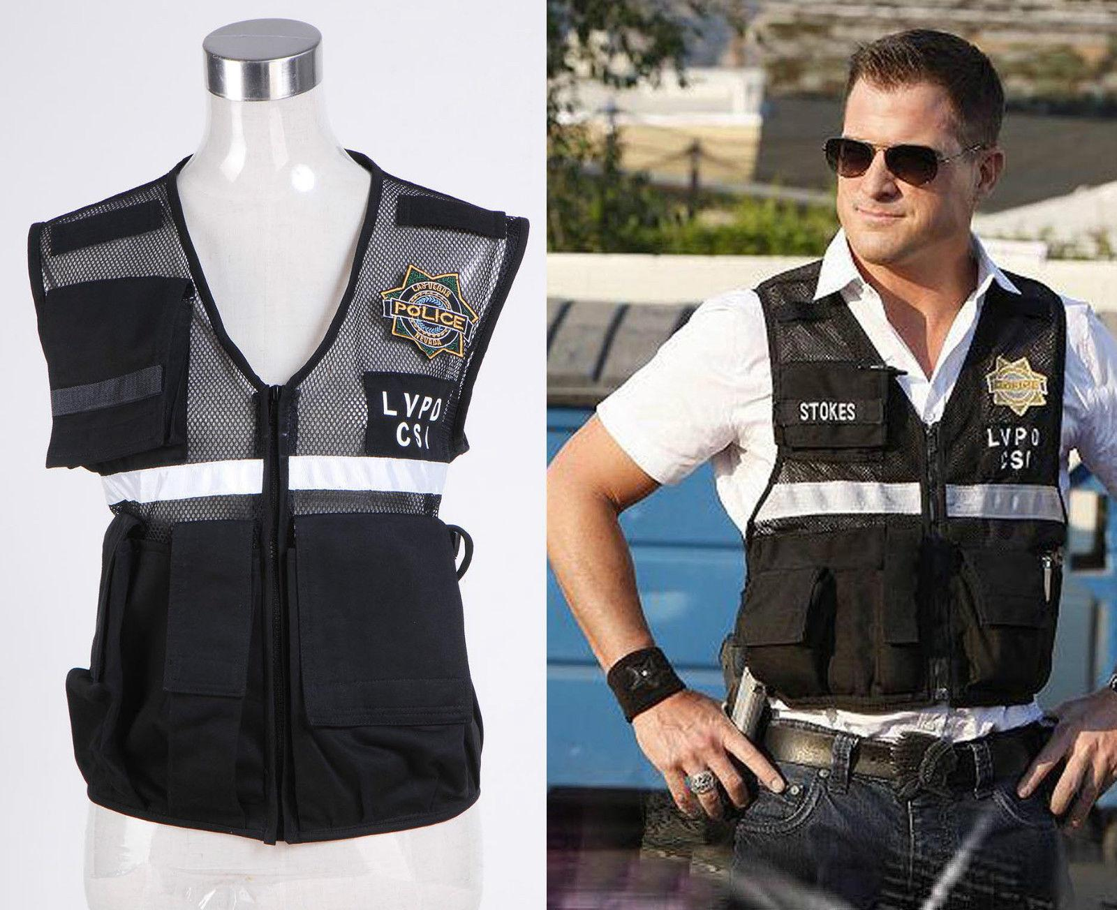 Mens Forensic Investigator CSI White Suit Fancy Dress Costume Adults Outfit