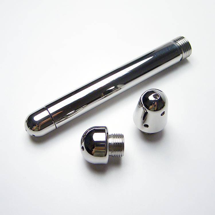 Высокое качество алюминия промыть анус болт G-spot задний двор анальный плагин