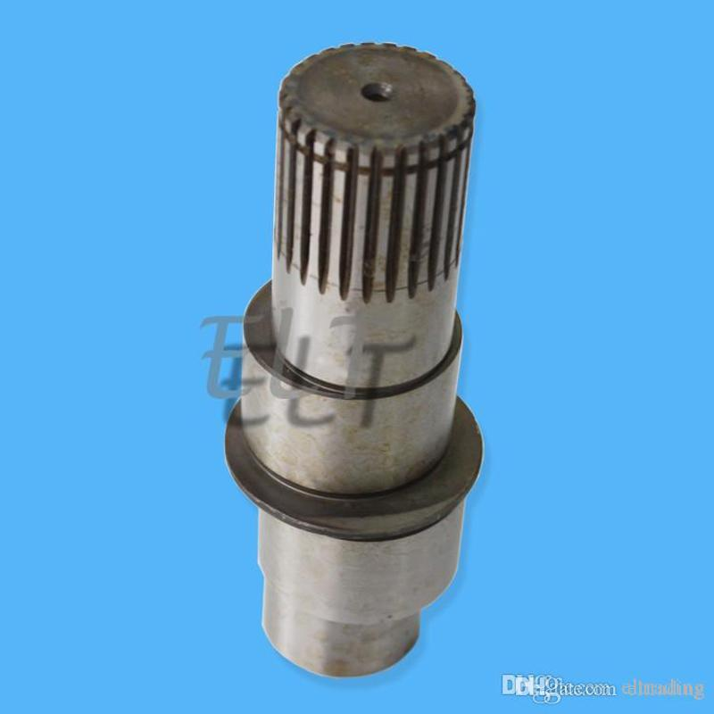 Final Drive Gear Crank Shaft 26S TZ200B1009-01 for GM18 Travel Motor Device Fit PC100-6 PC120-6