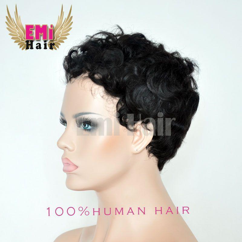 Short Cut Wigs for Black Women