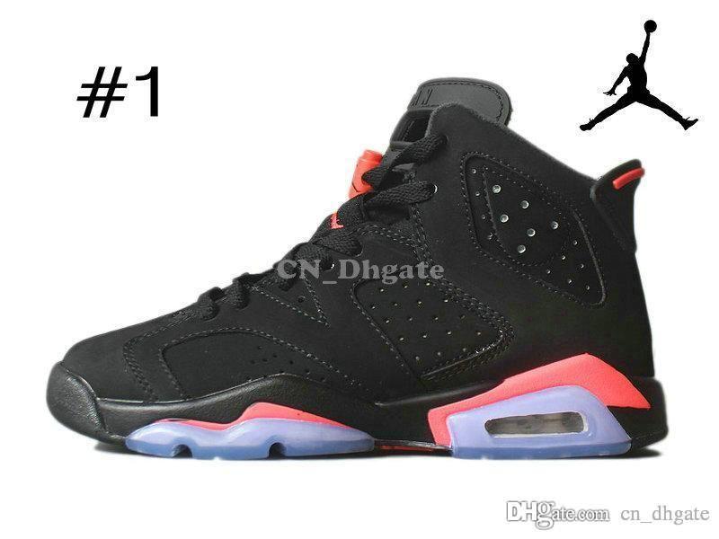 Nike Air Jordan 6 GS Retro Infrared
