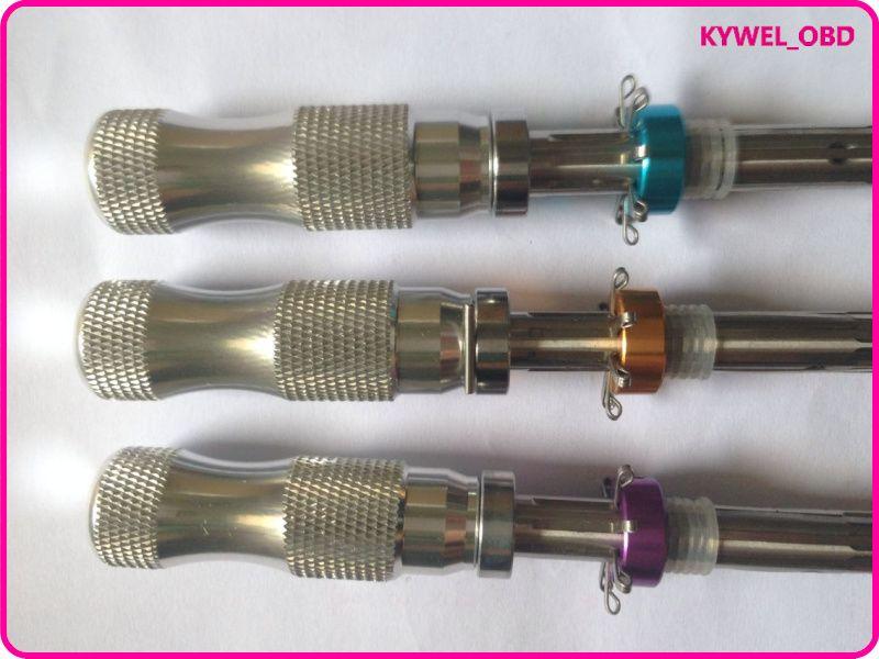 Sıcak satış 3 adet / takım 7 pin gelişmiş (7.0mm, 7.5mm, 7.8mm) tübüler çekme seti, Asma Kilit Aracı Çapraz Seçim, Tübüler Pick ücretsiz kargo