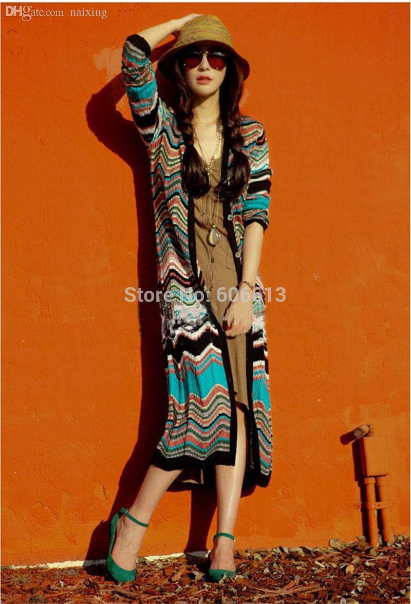 Atacado-2015 New Summer Autumn Hat Mulher Cap Straw Bohemia Jazz Super Star Visor Cor Listrada Praia Sun Hat Chapéu Dobrável Jazz 6Pçs / lote