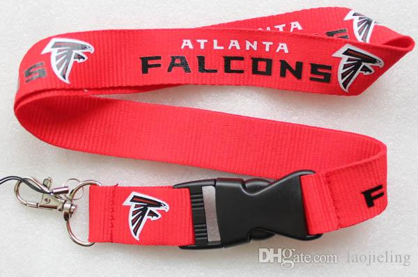movement football Lanyard Necklace Chain String with Clip E-Cigarette Neck Chain Phone ID card Rope lanyards NF-04