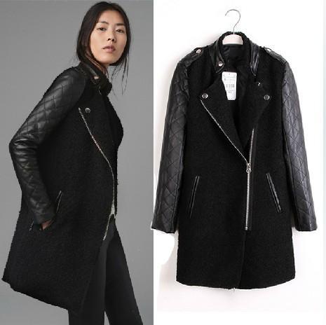 Women's Wool & Blends Wholesaler Huanghe588 Sells Sexy Lady Womens ...
