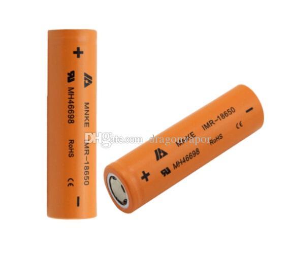 MNKE IMR 18650 30A Batteria MH46698 Batteria alta PK VTC5A VTC4 VTC5 30A 18650 Batteria per Mod Box Vapor