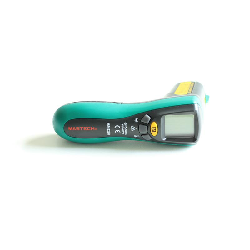 LCD Digital Thermometer Mastech MS6522B Handheld N...