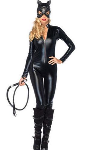 Women Halloween Funny Dress Anime Catwoman Costume Adult Sexy Cat Gothic Cosplay Fast Delivery Cosplay Costumes  sc 1 st  DHgate.com & Women Halloween Funny Dress Anime Catwoman Costume Adult Sexy Cat ...