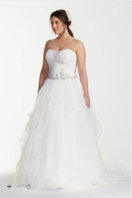 2017 Tulle Ball Gown Wedding Dresses Sweetheart Neckline To The Lace