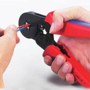 Boa Qualidade HSC8 6-4A mini-tipo auto-ajustável alicate de crimpagem 0.25-6mm terminais de friso ferramentas multi ferramentas ferramentas mãos alicates ~