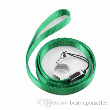 Lanyard Necklace String Neck Chain Sling w/ Clip Ring for Ego Series ego-t ego-c ego-w Electronic Cigarette E-Cigarette E Cig, 20pcs ePacket