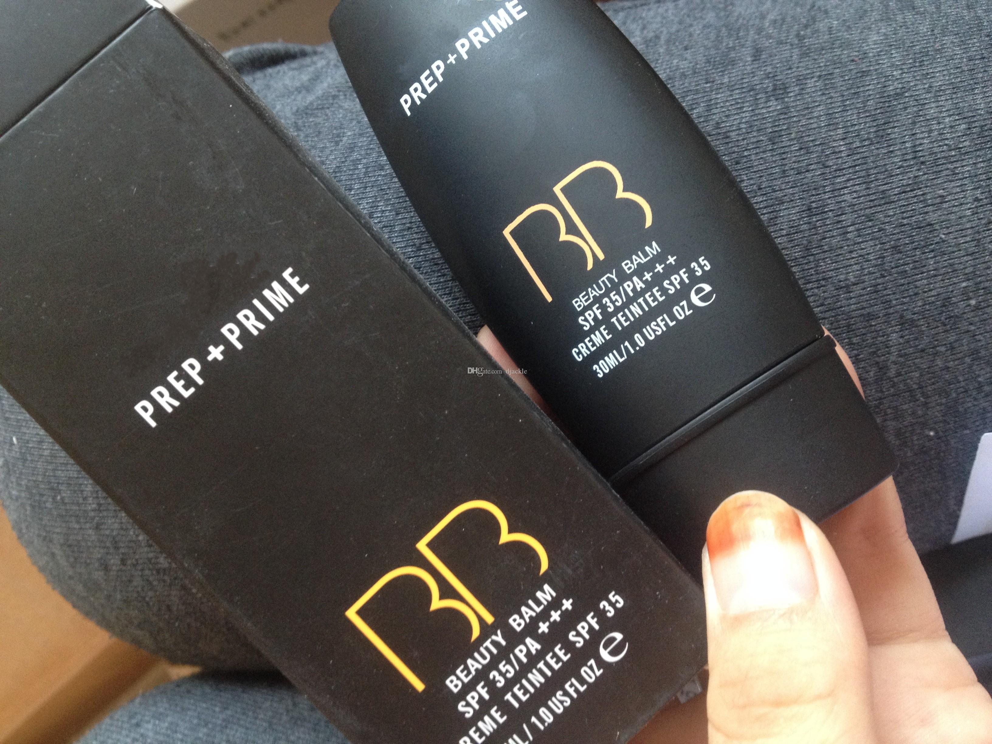 메이크업 준비 + 프라임 뷰티 BALM SPF35 / PA +++ CREME TEINTEE SPF35 30ml Face Creme Concealer