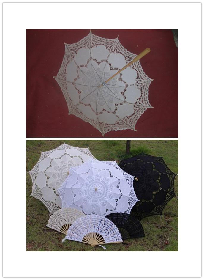 زفاف الديكور مروحة اليد زفاف الديكور الدانتيل الزفاف الساخن وقطع مروحة اليد أزياء جميلة وأكثر مظلة اللون