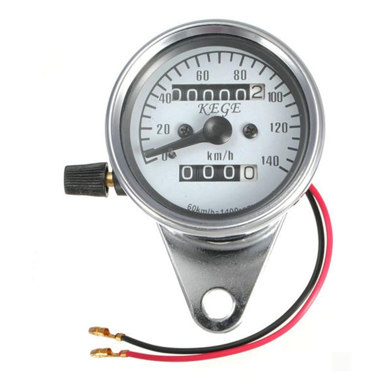 Retro modification small instruments / instrument / motorcycle motorcycle odometer