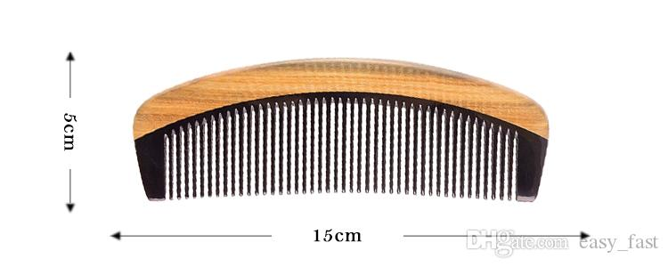 horn comb019 size