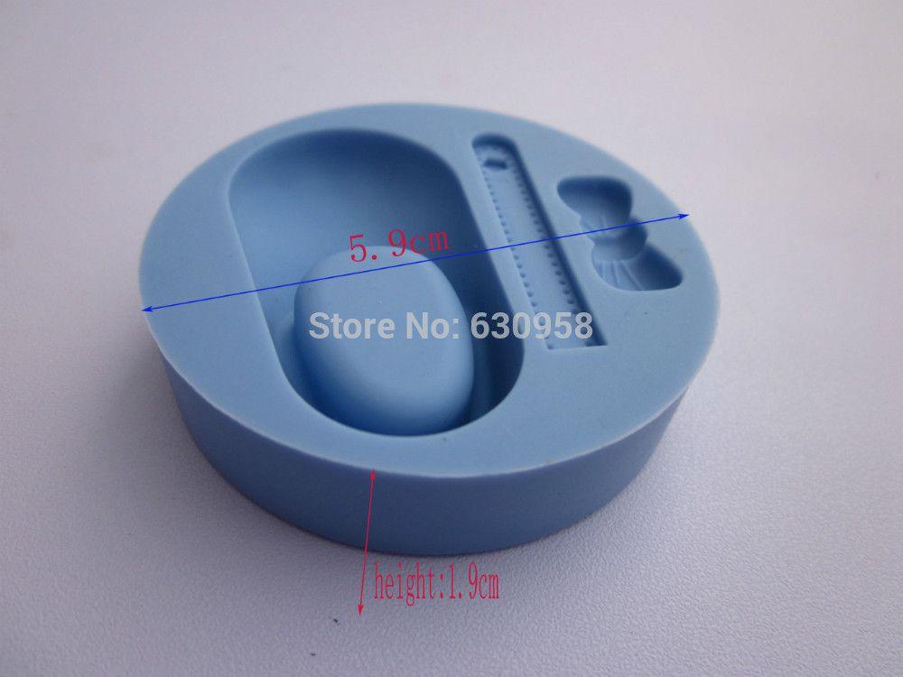 20 pcs/lot 100% silicone shoes fondant mould/cake decorating mould +free shipping