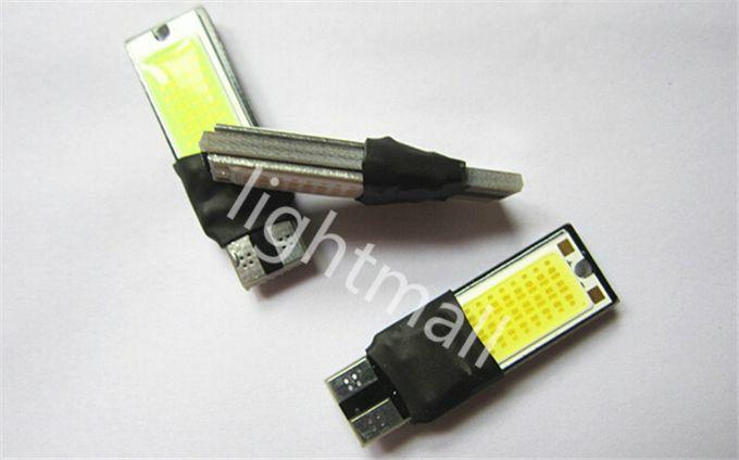 T10 LED 194 168 W5W COB Interior Bulb Light Parking Backup Brake Lamps Canbus No Error Cars xenon Auto Led Car 6 Color
