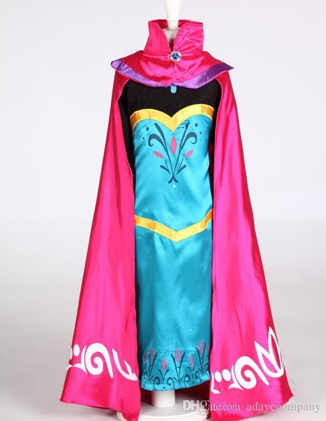 Robe du couronnement d'elsa