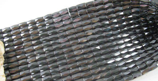Perle di ematite magnetiche nere 600PCS 5x8mm M158