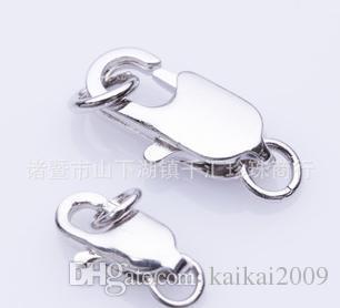 schöne Perlenhalskette Fitting Qian Hui Perlenhalskettenverschluss k014