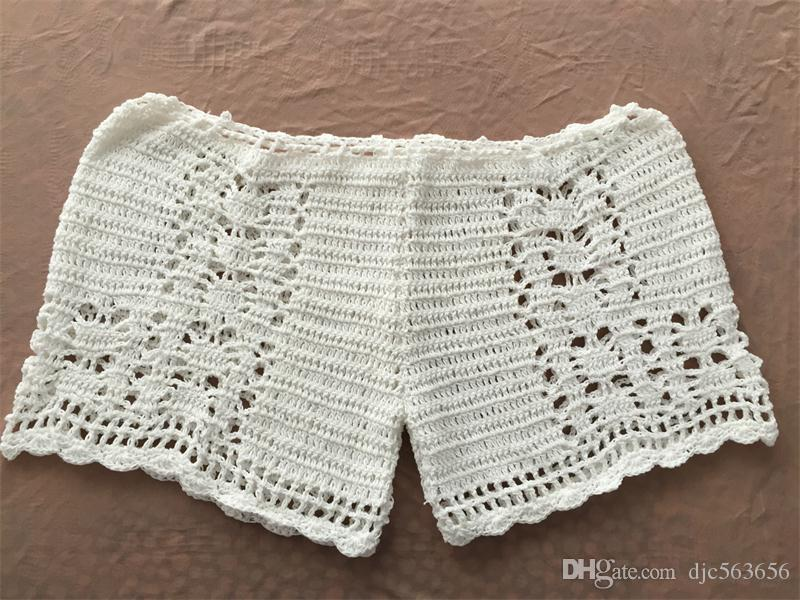 Perfect How To Crochet Shorts Free Pattern Photos Sewing Ideas